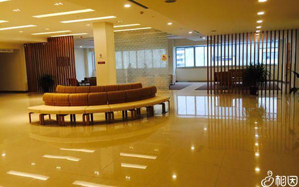 上海永远幸妇科医院的环境