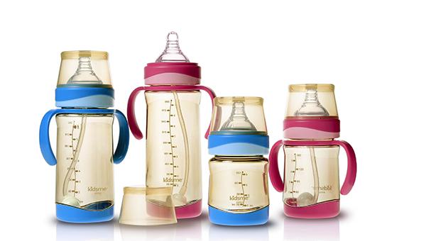 pp材质奶瓶
