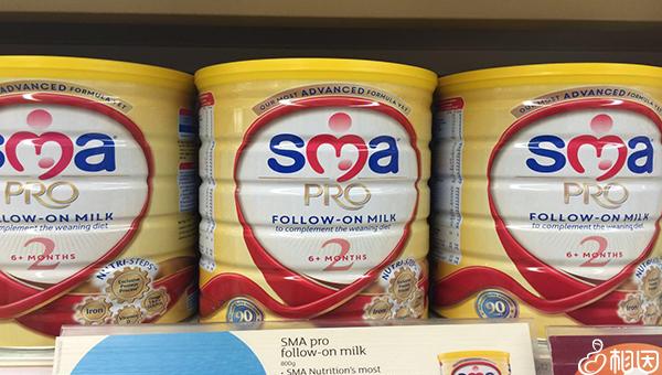 疫情期间购买英国进口奶粉