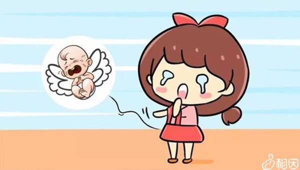 女性出现胎停育