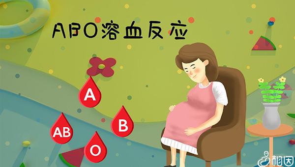 孕妇出现ABO溶血
