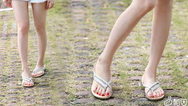孕妇穿拖鞋的后果