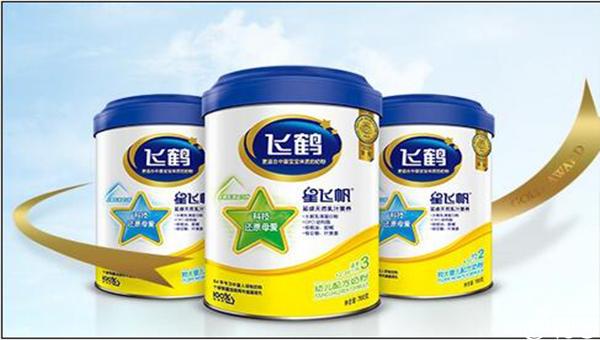 飞鹤奶粉全国销量第一