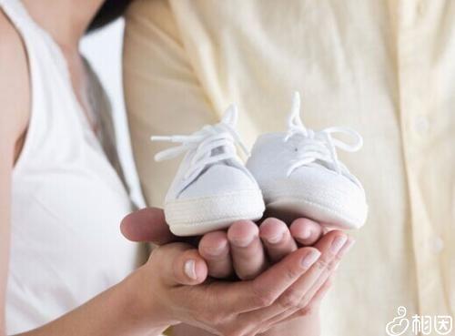 夫妻备孕成功