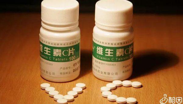 孕期贫血可每天服用6片维生素C