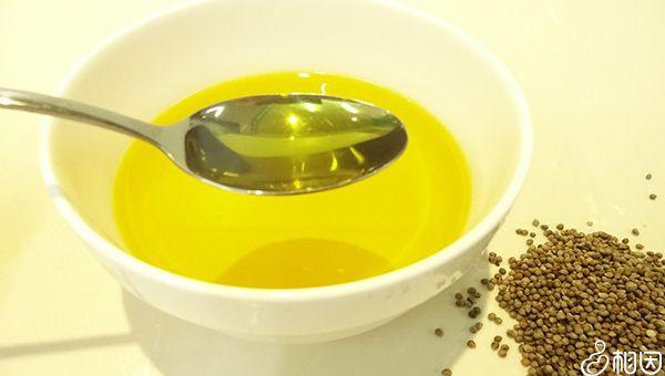 吃麻籽油的好处