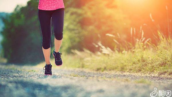 慢跑也可以锻炼
