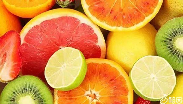 富含维生素的水果