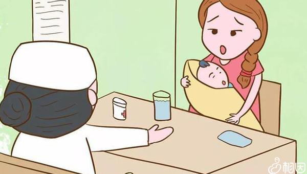 哺乳期妈妈去医院