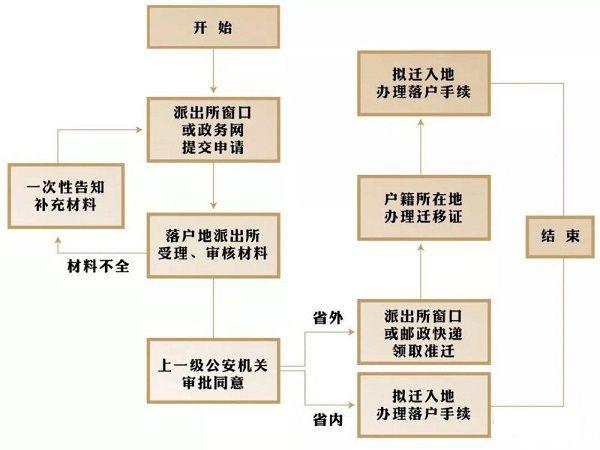 合法收养流程