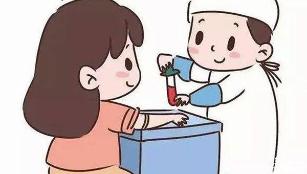 抽血能检查出怀孕