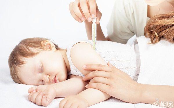 打完疫苗发烧为正常现象