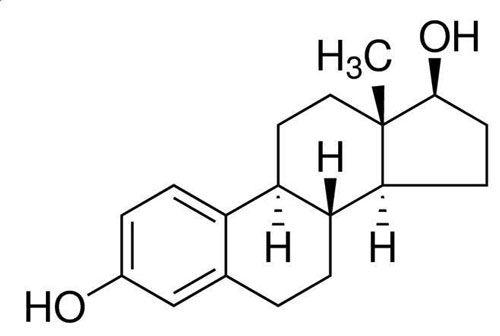 雌二醇化学式