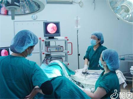 宫腔镜手术图片