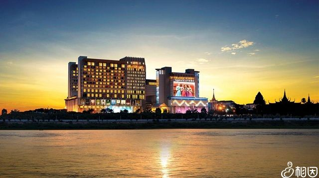 金边娱乐综合大楼酒店