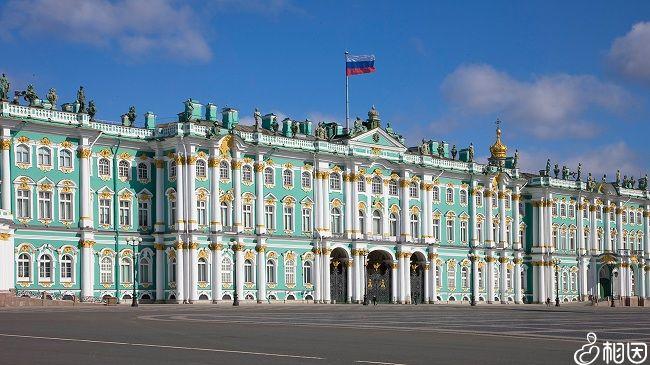 圣彼得堡-冬宫