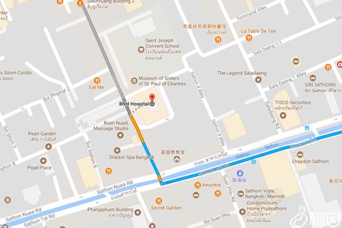 泰国bnh地址