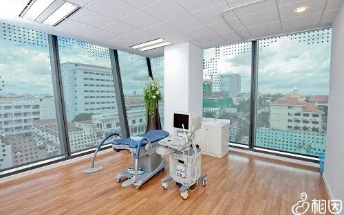 金边第一试管婴儿专科诊所院内环境