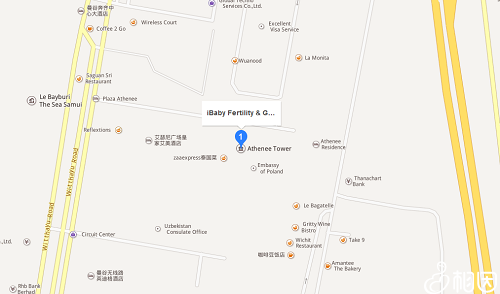 泰国iBaby医院地址