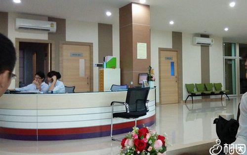 泰国全球生殖中心前台