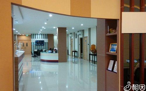 全球生殖中心接待大厅