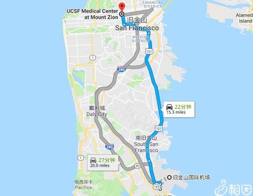 UCSF医疗中心分院妇女生殖健康中心