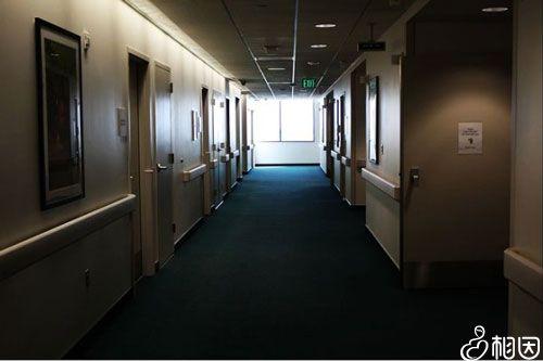 医院病房区