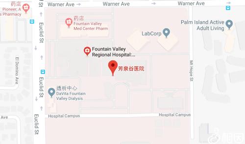 芳泉谷医院地址