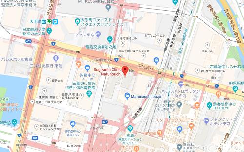 日本杉山医院地址