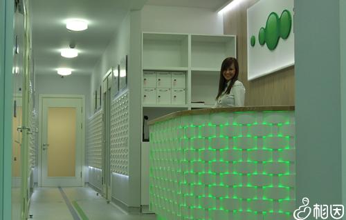 ilaya生殖中心前台