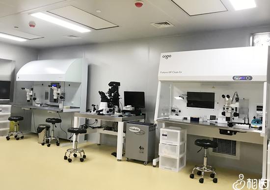 胚胎学实验室