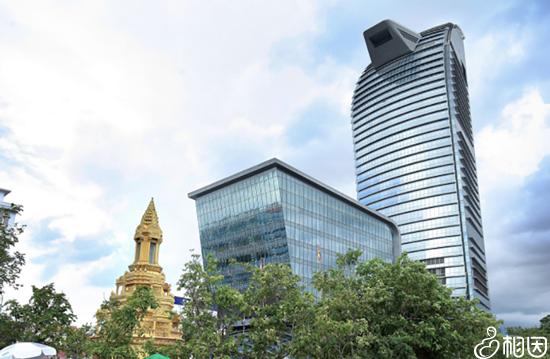 丹若国际生殖医院大楼