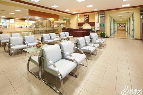 帕雅泰2医院大厅