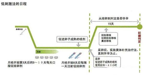 微刺激方案的流程