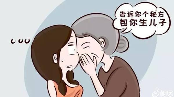 清宫表2020生男生女图怎么看