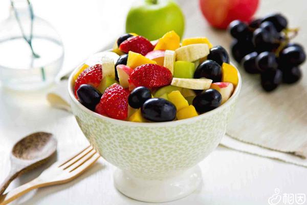 水果有助于提高卵子的质量