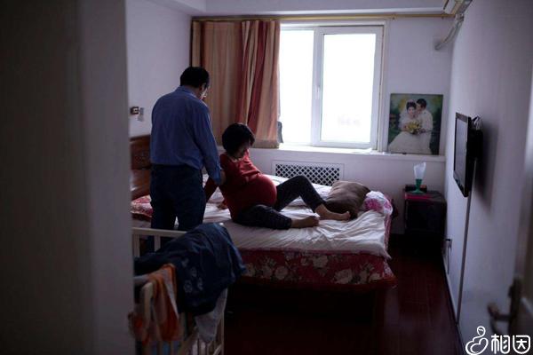 55岁失独妈妈做试管婴儿