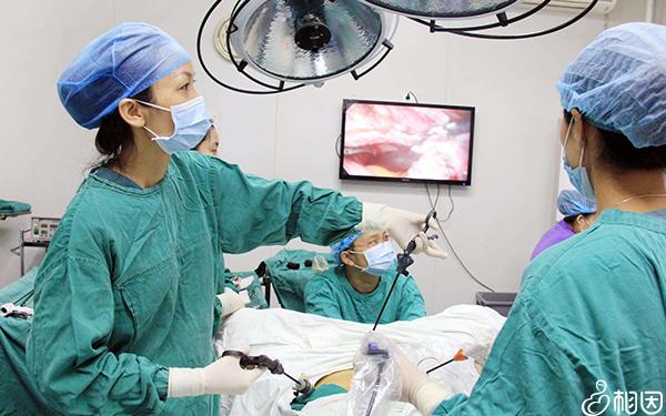 子宫融合术治疗弓形子宫