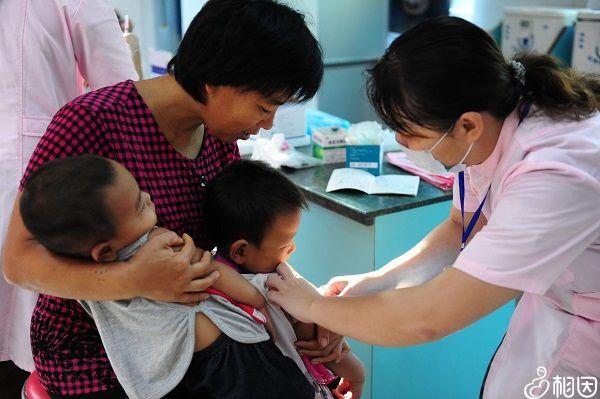 水痘疫苗针次