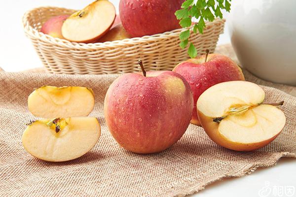 脆甜的苹果