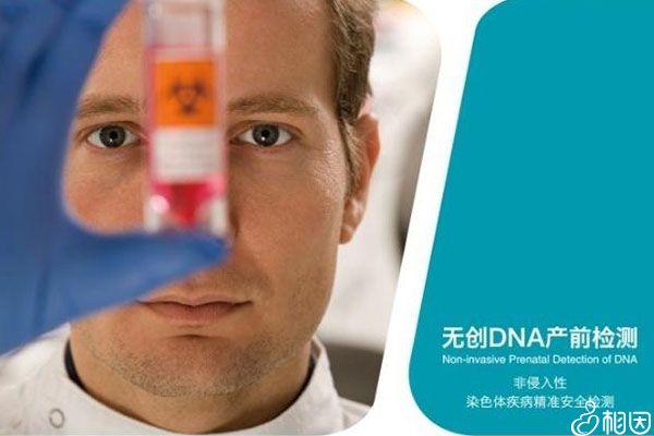 无创DNA检查流程很简单