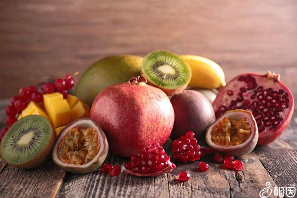 掌握方法就可以吃水果