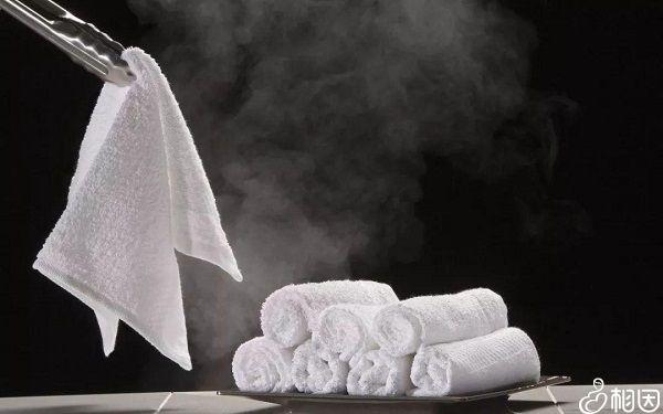 湿毛巾热敷效果很好
