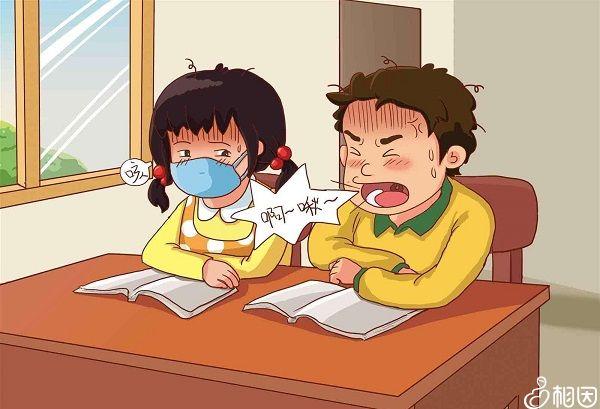 流行性腮腺炎传播途径
