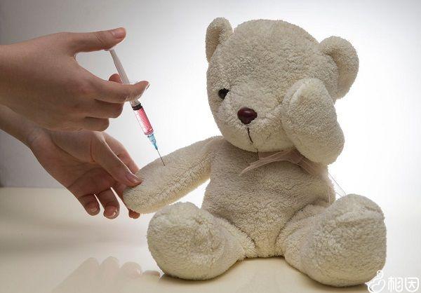 四联疫苗接种流程