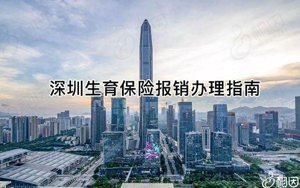 深圳生育保险报销标准