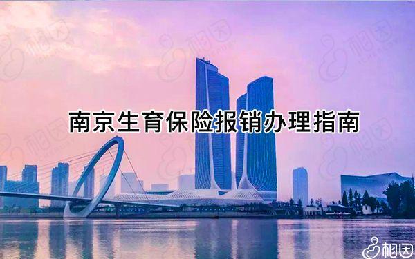 南京生育保险报销新政策