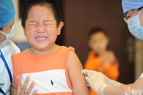越早接种乙脑疫苗效果越好